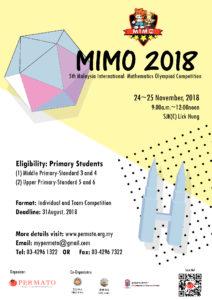 Permato – Persatuan Matematik Olympiad Malaysia